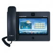 Grandstream-USA GXV-3175 multimedijalni VoIP telefon, 7&quot; ( touch screen) LCD displej u boji, 1.3Mpixel kamera, 2 x UTP port 10/100Mb/s, 2 x USB port, PoE