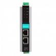 Moxa MGate MB3170 1-portni RS-232/422/485 napredni Modbus Gateway, 2 x LAN 10/100 Mbps