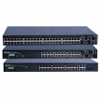 DCN L2 svič DCS-3950-28C-PoE  24 x 10/100Mb/s PoE Class 3 + 2 x Combo 100/1000M Gigabit SFP / UTP + 2 x 10/100/1000Mb/s, IOS Enhanced Management & Security, PS AC+RPS+PoE