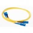 Fiber duplex patch cord kabl SC-SC duž. 2m, singlemode 9/125, UPC (ultra polish qualities) - fabrički napravljen i testiran
