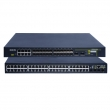 DCN fiber L3 svi DCRS-5950-26  24 x 1000Base-X (16xSFP+8xCombo SFP/UTP) + 4 x 10GigaE (XFP/SFP+), IOS Enhanced Security &amp; Layer 3 Routing, IPv6 certification Phase II, PS AC+RPS