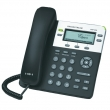 Grandstream-USA GXP-1450 Enterprise 2-line/2-SIP VoIP telefon, LCD 180x160 displej i 2 x UTP porta 10/100Mb/s, PoE