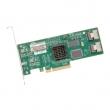 RAID 0/1/1E/10E kontroler SAS/SATA 3Gb/s 3081E-R, 8 portova, 2 x SFF-8484 konektor, do 122 diska