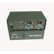VGA spliter &amp; svi CKL-222  2-IN/2-OUT with Remote control, bandwidth 250MHz, 1920x1440p, extend the signal up to 65m