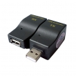 USB Extender CKL-50U up to 50m over STP cable cat. 5 / 5E / 6, USB 1.1 & 2.0, no power need