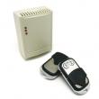 Detektorski bežični 433MHz primopredajnik P352 sa dva daljinska upravljača, KeeLoq Code Hopping enkoder, domet do 100m, relejni i tranzistorski izlaz, memorija 14 cifara, odloženo reagovanje 1-260s, tamper alarm