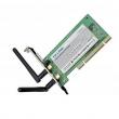 TP-Link TL-WN851ND 300Mb/s wireless 2.4GHz PCI kartica Atheros čip 100mW (20dBm), 2T2R MIMO, CCA, RP-SMA antenski konektor