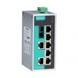 Moxa EDS-208A-S-SC-T industrijski svič 7x10/100BaseT(X) portova, 1x100BaseFX single-mode port (SC konektor), -40 do 75°C