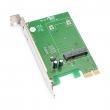 MikroTik RouterBoard 11E PCIexpress na miniPCIexpress adapter IAMP1E
