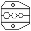 Modul za univerzalna klešta za F-type RG-58/6/8281 konektore za kablovsku TV (1PK-3003D10)