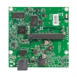 MikroTik RouterBoard RB411L - Atheros AR7130 CPU 300MHz, 1 x LAN (PoE), 1 x miniPCI, 32 MB RAM sa RouterOS L3