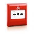 GST DI-9204 digitalni adresabilni ručni javljač (MCP), re-setabilan - isporučuje se reset ključ, od nelomljivog stakla, LCD signalizacija, LPCB EN54 sertifikat