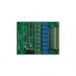 GST RB104 opciona 8 x relej 1A kartica (4 Fire, 4 Fault) za GST104 centralu