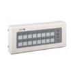 GST GST-RP16 konvencionalni paralelni panel (ripiter) za vizuelnu i audio dojavu, 16 zona