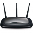TP-Link TL-WR2543ND 450Mb/s beini firewall dual band 2.4 &amp; 5GHz ruter, 1 x GigaWAN + 4 x GigaLAN 100/1000Mb/s + USB (multi-function), Atheros ip 100mW (20dBm), IP kontrola brzine klijenata, WDS, 3 x RP-SMA antene