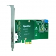 OpenVox DE230E PCI Express VoIP Asterisk kartica (low-profile) sa 2 porta E1/T1/J1/PRI/FR w/ Hardware Echo Cancellation EC2064 (do 60 B kanala)