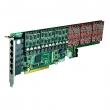 OpenVox A2410P 24-portna PCI VoIP Asterisk kartica (6 slotova za FXO400 / FXS400 module)
