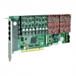 OpenVox A1610P PCI VoIP 16-portna Asterisk kartica (4 slota za FXO400 / FXS400 module)