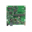 MikroTik RouterBoard RB411UAHL - Atheros AR7161 CPU 680MHz, 1 x LAN (PoE), 1 x miniPCI, 1 x USB 2.0, 64 MB SDRAM sa RouterOS L4