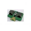 Prenaponska štampana ploča za STP kat. 5E / 6 liniju (2 x RJ45) sa uzemljenjem - podržava PoE+ 802.3af/at, IEC 61000-4 ESD±30kV, EFT 60A, Lightning surge protection 15KA (3000C6)