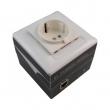 Aviosys IP Power 9255GE 1-struka šuko 220V strujna utičnica, mrežni WEB kontroler napajanja (iPhone & Android kompatibilna), Ethernet 10/100Mb/s, ulaz: max 8A, 220V