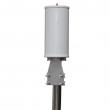 Omni antena 6 dBi 2.4GHz - 3 x N(ž) konektor, vertikalna polarizacija, model NO-2400-6-360/3, VSWR<=1.5, ugao po horizontali 360 / po vertikali 25 stepeni