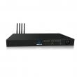 Dinstar DWG2000E-VE-4G GSM/CDMA/WCDMA VoIP SIP Gateway, 4 kanala quad-band, SMS send & receive, G.168 echo cancellation, IMEI changer, 2 x LAN Ethernet, CNG, VAD, G.711A/U, G.723.1, G.729A/B, Web & Telnet