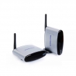 Pakite PAT-220 2.4GHz Wireless Audio/Video extender &amp; STB (Set Top Box) Sharing Device (par, predajnik i prijemnik), prenosi IR signal daljinskog upravljaa, domet do 150m