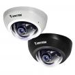 Vivotek FD8136-F3 Ultra-mini dome IP kamera, 1 MPix, 30 fps, 61° (H) i 38° (V) ugao, Progressive Scan, H.264 Dual Stream, ePTZ, prečnik 90mm - najmanja IP dome kamera na svetu, montaža za 120s, lokalno snimanje, DI, PoE