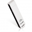 TP-Link TL-WDN3200 N600 wireless dual band USB 802.11a/b/g/n kartica (300Mb/s @2.4GHz & 300Mb/s @5GHz), WPS dugme za brzo WiFi kriptovanje, MIMO 2T2R, 100mW (20dBm), SoftAP HotSpot opcija, Easy Configuration Utility