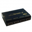 HDMI spliter CKL HD-94M  1-IN/4-OUT, Fully HDMI 1.4 Compliant up to 1080p HDTV