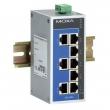 Moxa EDS-208A 8-portni industrijski svič 10/100 Mb/s (aluminijumsko kućište IP30)