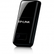 TP-Link TL-WN823N 300Mb/s mini wireless N USB adapter, 2.4GHz 802.11 b/g/n, dimenzije 39x18.3x7.9mm, SoftAP HotSpot opcija, WPS dugme za brzo WiFi kriptovanje, Easy setup utility