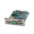 Eaton Connect MODBUS Card-MS (MODBUS-MS) Web/SNMP Ethernet i MODBUS (RS232, RS485) adapter za UPS