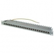 "Telegärtner patch panel 19""/1U sa 24 RJ-45 kat. 6А Fully Shielded sa uzemljenjem (P/N J02023A0052) - fiksni portovi"