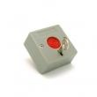 Panik taster B27, prekidački kontakt, reset ključem, strujni kapacitet 1.25A/250VDC