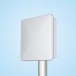 Panel antena 14 dBi 2.4GHz NP-24-14-40 - N(ž), H ugao 40 stepeni, V ugao 40 stepeni, dim. 140x120x40mm