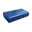 HDMI svič CKL HD-83M  3-IN/1-OUT with Remote control, Fully HDMI 1.3 Compliant up to 1080p HDTV
