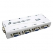 VGA spliter CKL-1081A 1-IN/8-OUT bandwidth 250MHz, 1920x1440p, extend the signal up to 65m