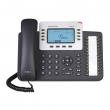 Grandstream-USA GXP-2124 Enterprise 4-line/4-SIP VoIP HD telefon, LCD 240x120 displej i 2 x UTP porta 10/100/1000Mb/s, PoE