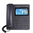 Grandstream-USA GXP-2200 Enterprise Android 6-line/6-SIP VoIP HD telefon, podrka za Skype / Google Voice / Youtube / Facebook / Twitter, 480x272 touch screen TFT i 2 x UTP porta 10/100/1000Mb/s, PoE
