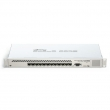 "MikroTik CCR1016-12G Cloud Core Router 12 Gigabit LAN/WAN portova, USB+COM, CPU Tilera 16core x1.2GHz, up to 17.8million pps, VPN-BGP-MPLS-3G ruter/Firewall/Bandwith Manager/Load Balancer, rack 19"" LCD , RouterOS L6"