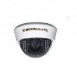 "Kamera Anza Security AZ859T Dome dan-noć 1/3"" CMOS 750TVL, vari-fokal 2.8-12mm, HV-ugao 15-59°, povećana osetljivost, IR CUT filter za COLOR/BW mod, 22 IR LED domet 30m, ATW, radna temp. -20°/+50°, prečnik 4.5"""