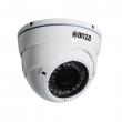 "Kamera Anza Security AZ760Z-AVDL Dome Anti-vandal dan-noć, 1/3"" CMOS 850TVL, vari-fokal 4-9mm, HV-ugao 30-62°, povećana osetljivost, IR CUT filter COLOR/BW, 36 IR LED do 40m, ATW, OSD meni, temp. -20°/+50°, prečnik 3.5"""