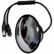 "Kamera Anza Security AZ53AS skrivena ""ogledalo"", 1/3"" Sony SUPER HAD CCD 560TVL, objektiv 6mm, HV-ugao 44°, osetljivost 0.1Lux@F1.2, BLC, AGC, ATW, radna temp. -20°/+50°, prečnik 125x90mm"