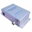 Video ekstender 1-kanalni aktivni predajnik AZ301T video signala preko UTP kabla (potreban i AZ301R prijemnik), ugrađena zaštita od interferencije i atmosferskog pražnjenja 6KV, Brightness i Sharpness kontrola