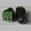 DC adapter činč 2.1/5.5mm (ž) na 2-kontaktnu klemu