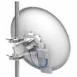 MikroTik 30dBi Parabolic Dish antena 4.7-5.9GHz sa preciznim mehanizmom za podešavanje, ugao zračenja 3º, prečnik 70cm, težina 5.7kg, radna temp. -40ºC ÷ 70ºC, low loss kablovi 50cm, 2 x RPSMA (MTAD-5G-30D3-PA)