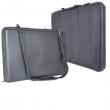 """Torba za laptop """"All-in-one"""" (služi i kao torba i kao postolje) sa kaiševima za fiksiranje  laptopa, unutrašnjim džepovima i podesivim ramenim kaišem (do 17"""" veličina ekrana)"""