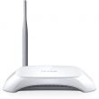 TP-Link TD-W8901N 150Mb/s wireless 802.11n ADSL2+ IPv4/IPv6 ruter 4 x LAN 10/100Mb/s, SPI & NAT firewall, MAC/IP/Packet/Application/URL filter, QoS, SSL, TR069, SNMP, WiFi On/Off dugme, WiFi 100mW+ 5dBi antena, spliter